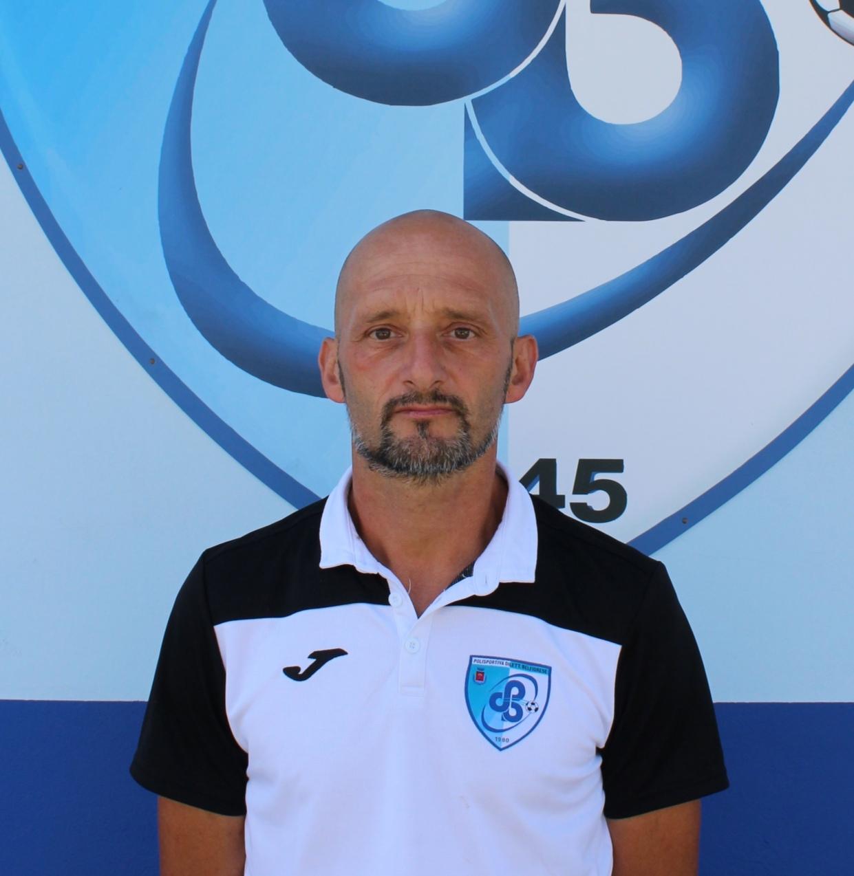 SANTI Giuseppe vice allenatore